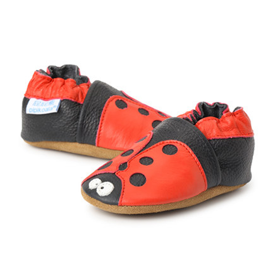 Soft Soled Genuine Leather Baby Shoes First Walker Animal Print For Newborn Fashion Cotton High Quality Baby Shoes 705740 baby shoes first walkers baby soft bottom anti slip shoes for newborn fashion cute soft baby shoes leather winter 60a1057