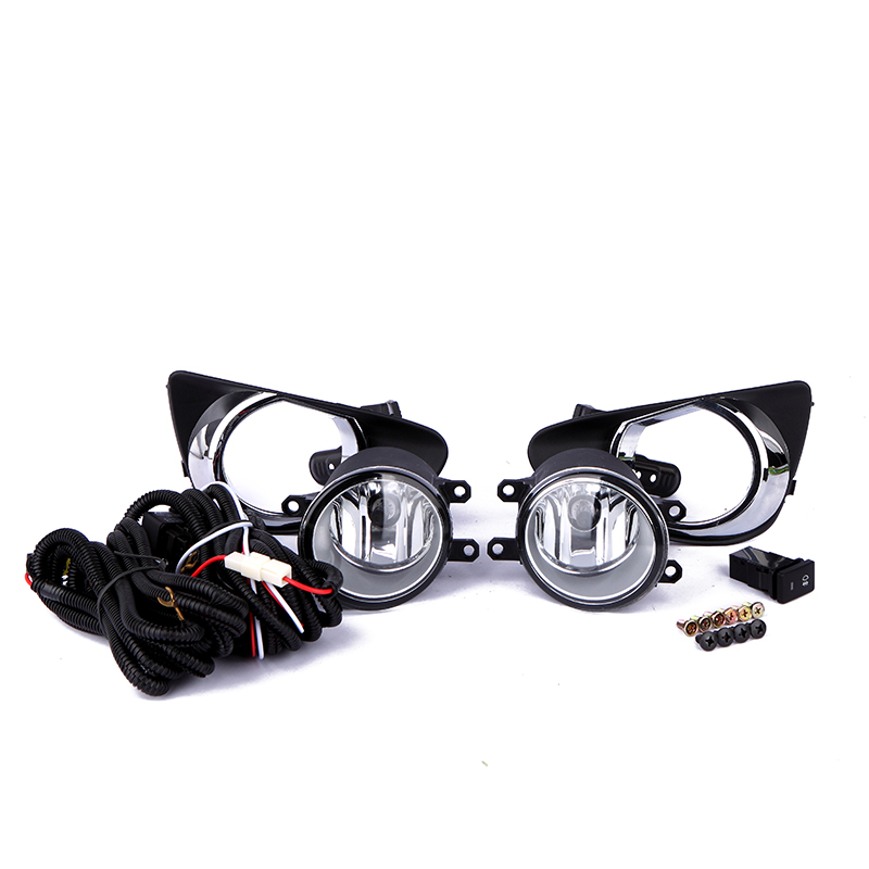 eOsuns halogen fog lamp for toyota YARIS HATCHBACK/VITZ 2012, OEM design with harness, wiring kit, fog lamp cover and switch for opel astra h gtc 2005 15 h11 wiring harness sockets wire connector switch 2 fog lights drl front bumper 5d lens led lamp