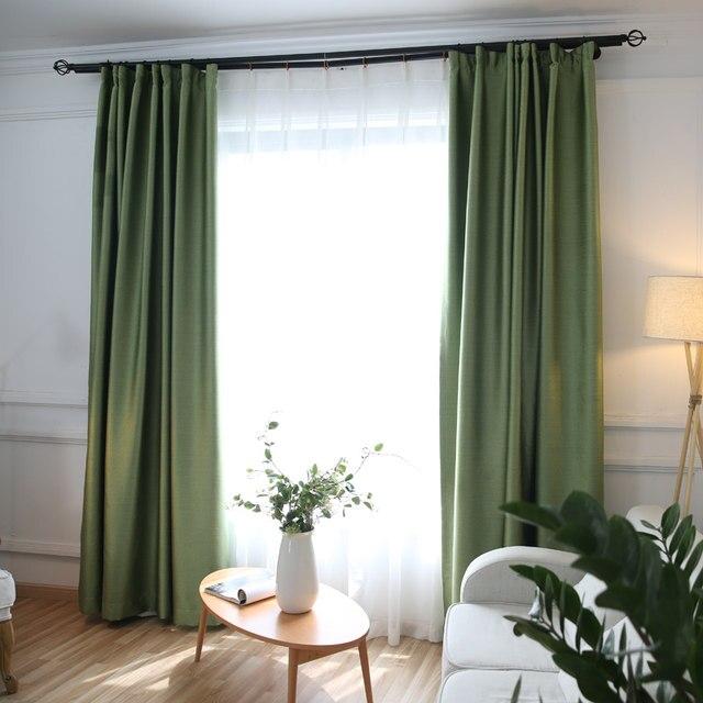 Tende Moderne Per Soggiorno Latest Free Colori Solidi Tende