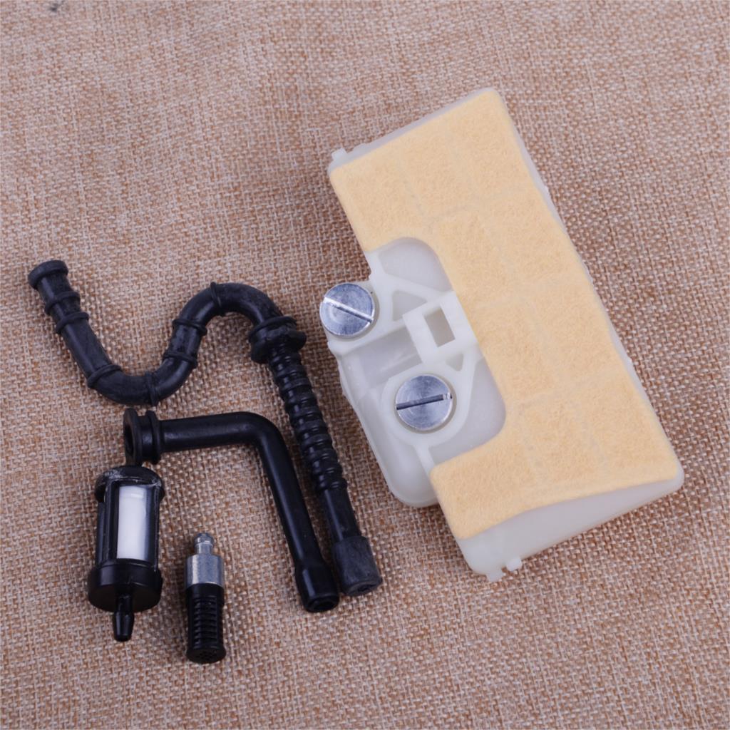 LETAOSK карбюратор воздушный топливный, масляный фильтр комплект шлангов подходит для Stihl MS390 MS290 MS310 029 039 290 310 390 бензопила Замена