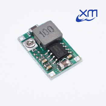 10pcs/lot Mini-360 HM Buck Power Module 2A DC DC car power supply module ultra-small ultra LM2596 I55
