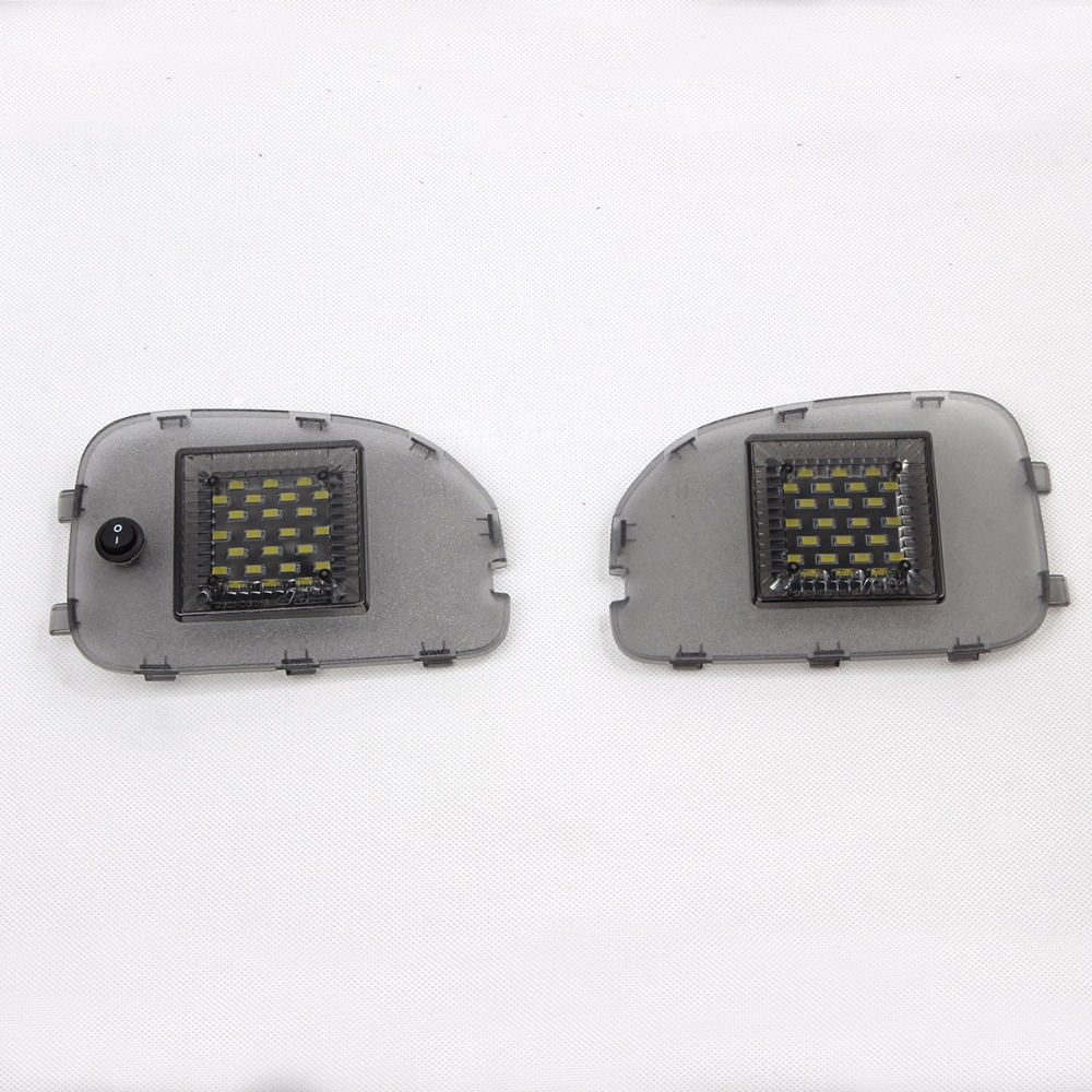 LED Trunk Lamp Car Trunk Light Auto Boot Lights Custom For Hyundai Santa Fe 2013-2017 seintex 85749 hyundai santa fe 2013 black
