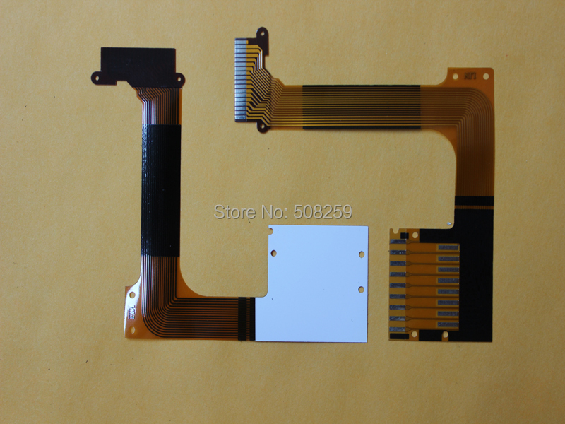 flex ribbon cable for car audio Model DEH P6050UB DEH P600UB DEH P6000UB DEH P790BT DEH aliexpress com buy flex ribbon cable for car audio model deh pioneer deh-p7900bt wiring harness at panicattacktreatment.co