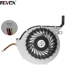 New Original Laptop Cooling Fan For SONY Vaio Fit15E SVE153A1RT SVF153A SVF15317SCW PN:UDQF2ZR78CQU CPU Cooler/Radiator 3 5e 230hb new original braim 230v 9238 cooling fan fan radiator