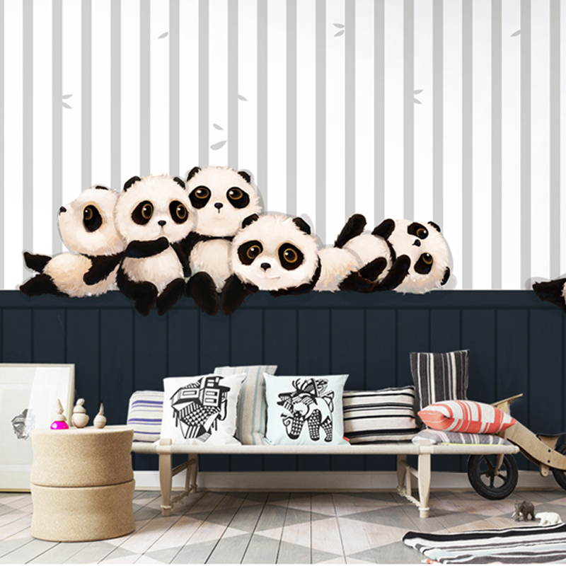 chinese wallpaper murals pandas reviews - online shopping chinese