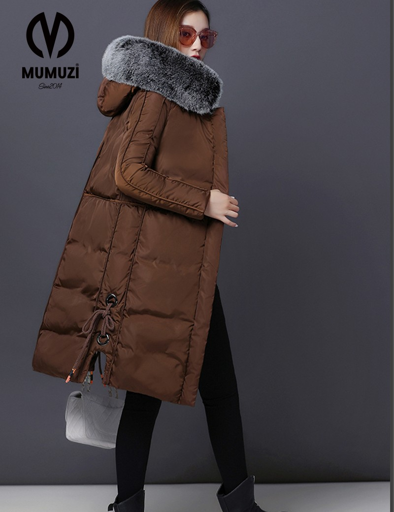 Winter Jacket Women 2017 Winter Coat Long Parka Luxury Fur collar Cotton-Padded Coat Women Wadded Jackets Plus Size S-3XL winter jacket 2016 winter coat women parkas luxury fur coat plus size cotton padded down coats women wadded jackets warmth