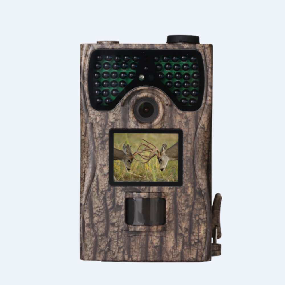 Hunting Camera PR-300 HD 12MP Digital 48 LEDs IR Infrared Night Vision Animal Trail Monitor Cameras Photo Trap 0.2s Hunter Cam