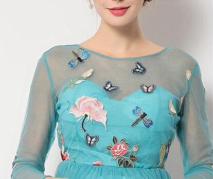 Melario платье для беременных 2018 платье для беременных с вышитой бабочкой Летняя женская одежда для беременных платье для беременных опора
