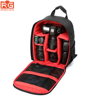 Waterproof Backpack Camera Dslr Bag For Canon Nikon SLR Cameras Rain proof Multi functional Digital DSLR Camera Video Bag