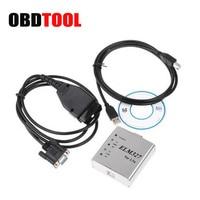 Aluminum Shell ELM 327 USB COM v 1.5 ODB2 Code Reader ELM327 V1.5 ODBII CAN-BUS Diagnostic Auto Car Scanner JC20