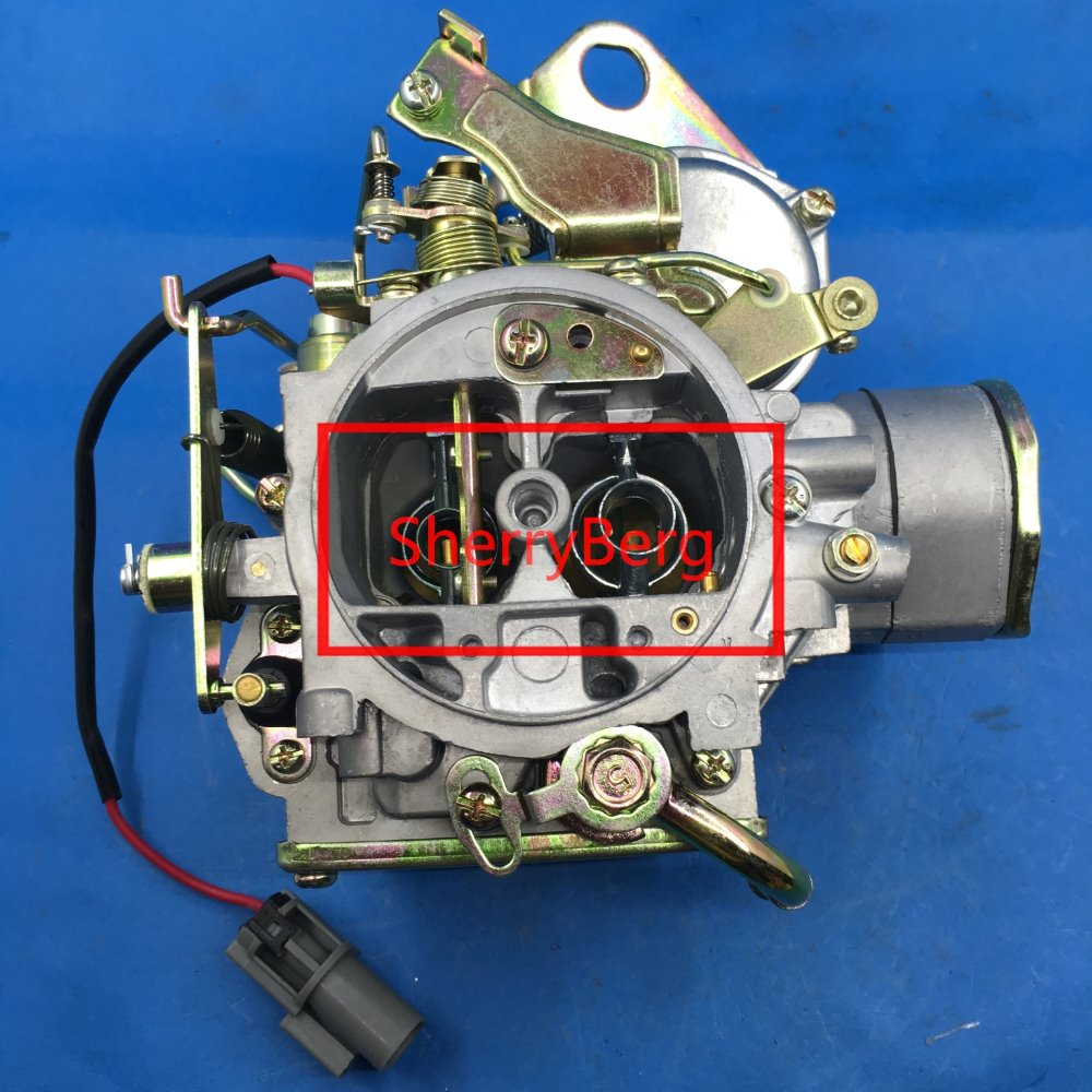 free shipping Carb Carburetor Carburettor fit for NISSAN Z20 GAZELLE SILVIA DATSUN PICK UP CARAVAN VIOLE