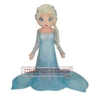 Wysoka jakość maskotki kostium maskotki kostium i księżniczka anna Elsa Olaf maskotki kostium Darmowa wysyłka