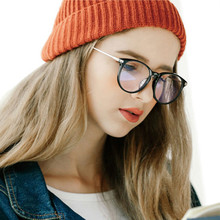 Fashion Eyewear Women's Optical Retro Eye Glasses Frame Men Eyewear Eyeglasses Vintage Clear Lens Oculos Feminino Masculino