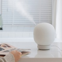 New 500ml Bubble Aromatherapy Humidifier Essential Oil Diffuser Aroma Mist Humidifier Nebulizer for Office Home Bedroom