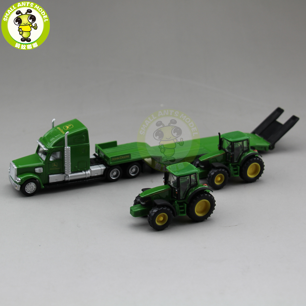 Ants In My Car >> 1/87 SIKU 1837 Truck with Low Loader 2*6820 Tractors Diecast car model toys for kids children ...