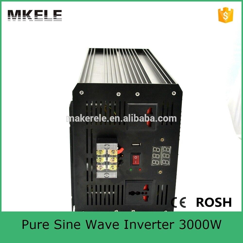 MKP3000-482B Off-grid dc to ac stackable inverter pure sine wave  48v dc 220v ac inverter solar inverter 3kw 220v 3000w wind solar hybrid off grid inverter dc to ac 12v 24v 110v 220v 3kw pure sine wave inverter