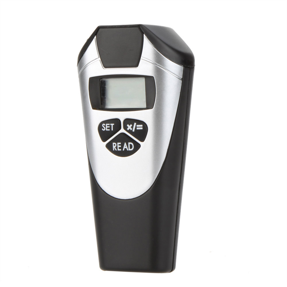Handheld CP-3009 Laser Rangefinder Construction Tools Ultrasonic Distance Meter Measurer Range Finder W/Laser Point S2M51A11 cp 3007 1 8 lcd ultrasonic distance measurer with red laser pointer 1x6f22