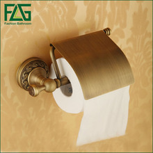 купить Antique towel rack copper toilet paper holder antique reeling-up stand antique bathroom accessories по цене 1642.03 рублей