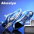 2017 Fashion men Trainers Breathable Sport men Shoes Casual Outdoor Walking Flats Zapatillas Mujer tenis feminino 3D Print