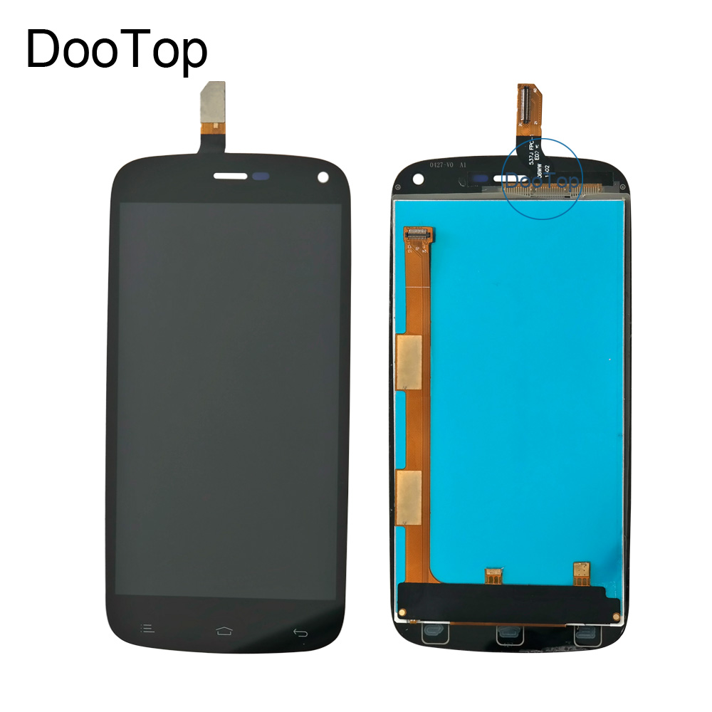 100 Tested Good Quality For Allview V1 VIPER LCD Display Digitizer Touch Screen Wholesale With Free