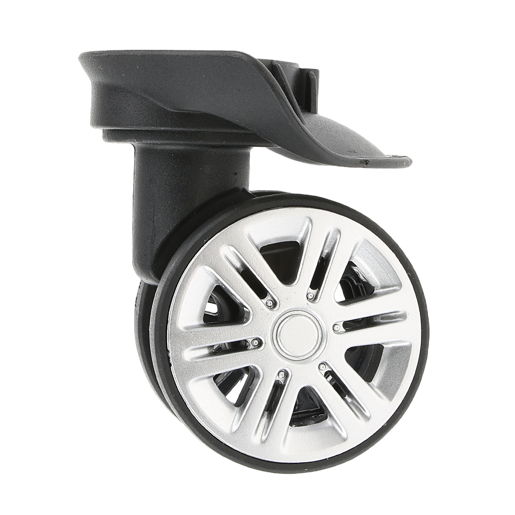 Universal Swivel Suitcase Luggage Casters Replacement Wheels for Travel Case