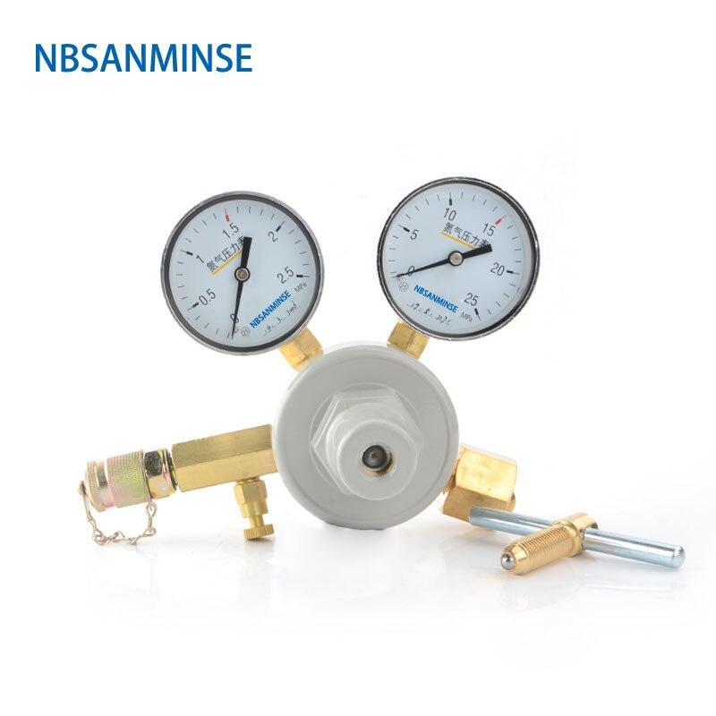 NBSANMINSE SMT03 Tube M16 * 2M12. 65*1.5 fil en dents de scie azote gaz charge hydraulique marteau de rupture outils de charge basse pression - 4