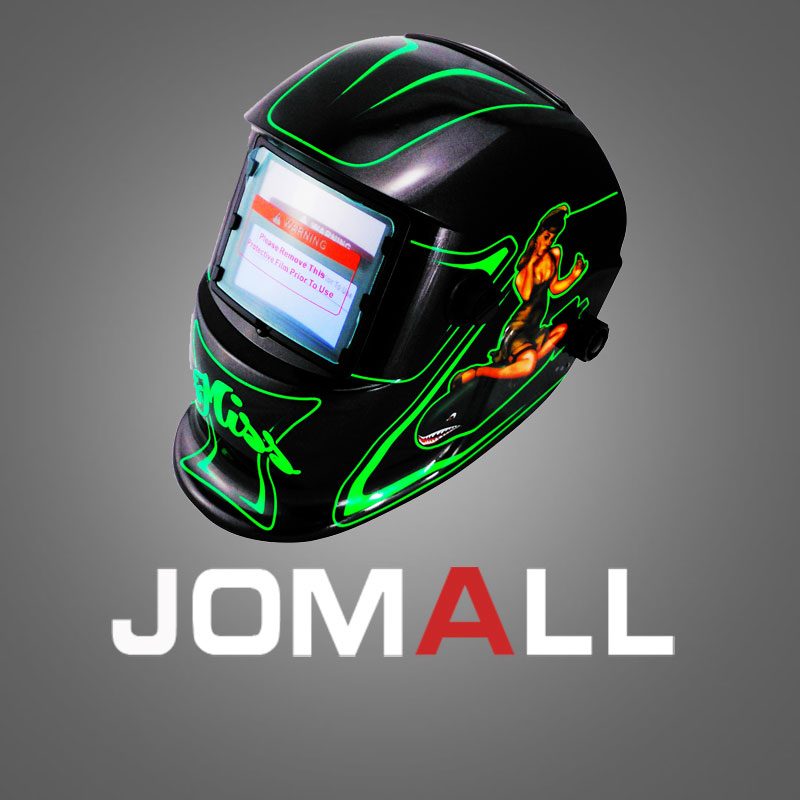 sexy apprenance Solar auto darkening welding mask helmet welder cap welding lens eyes goggles for MMA