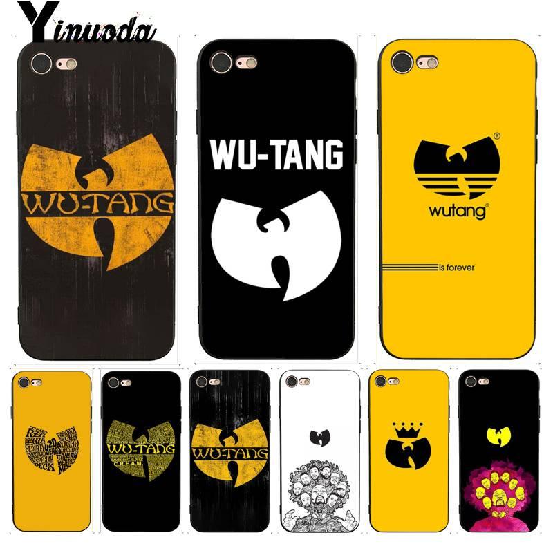 Petite Wu-Tang Clan STICKER AUTOCOLLANT Hip Hop Band Portable Téléphone Autocollants Ensemble De 6