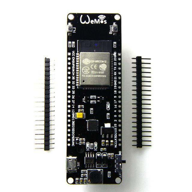 WiFi & Bluetooth Battery ESP32 Rev1 development tool