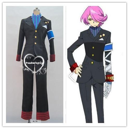 Concrete Revolutio Jirou Hitoyoshi Jiro Cosplay Costume On