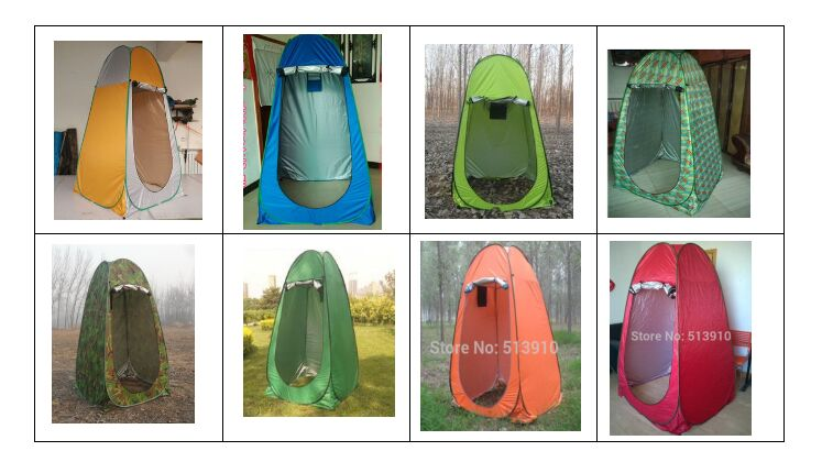 Portable outdoor Shower tent/dreesing tent/toilet tent /photography pop up tent with UV function(Blue)-in Tents from Sports u0026 Entertainment on ...  sc 1 st  AliExpress.com & Portable outdoor Shower tent/dreesing tent/toilet tent ...