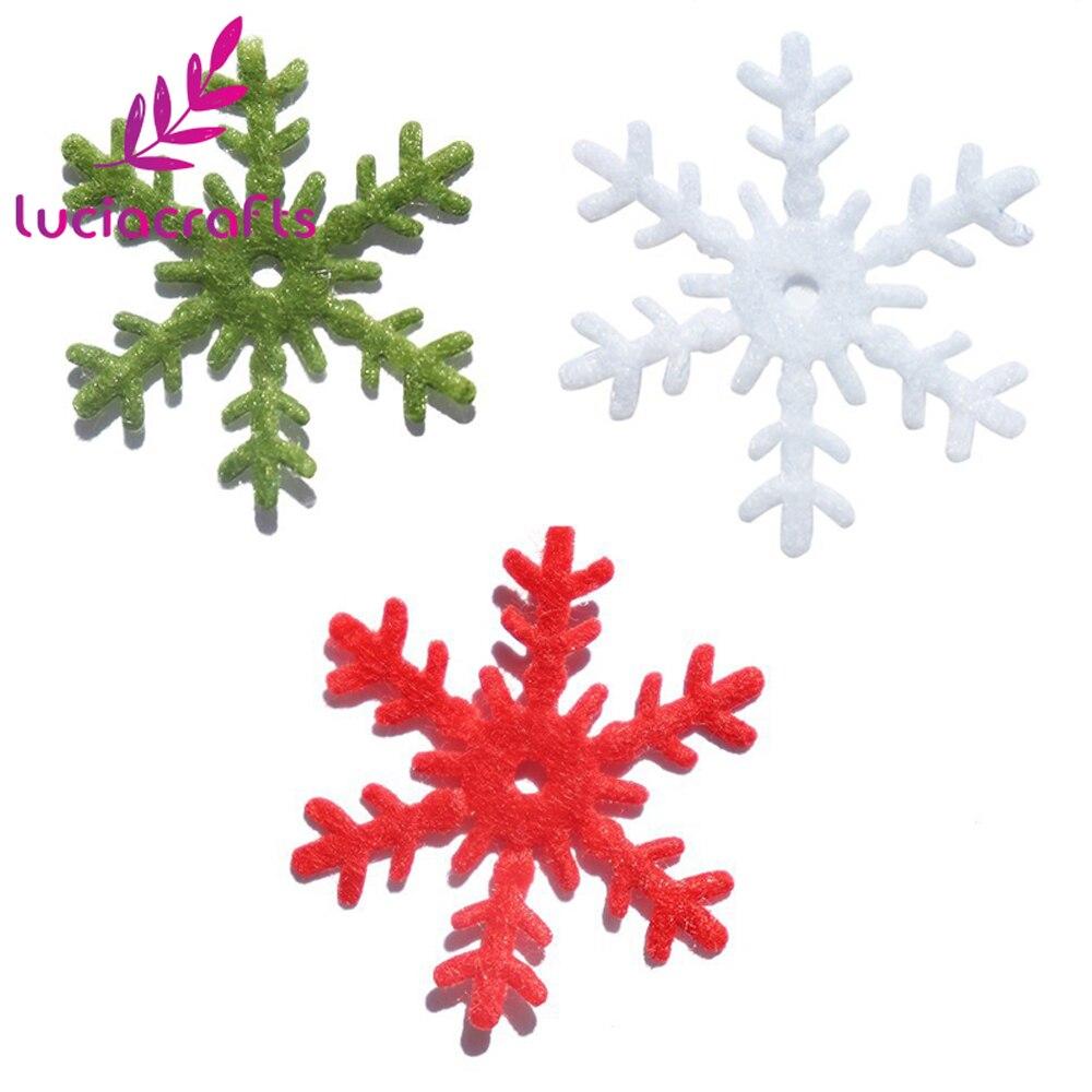 Lucia Kerajinan 48 Pcs 144 3 Cm Snowflake Menggantung Pohon Lotus E Elegant Biru Tirai Pintu Magnet Anti Nyamuk 1 1000