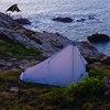 3F UL Ultralight Tent 740g 3 Season 1 Single Person Professional 15D Nylon Silicon Coating 3