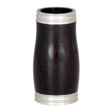 Black ebony tube