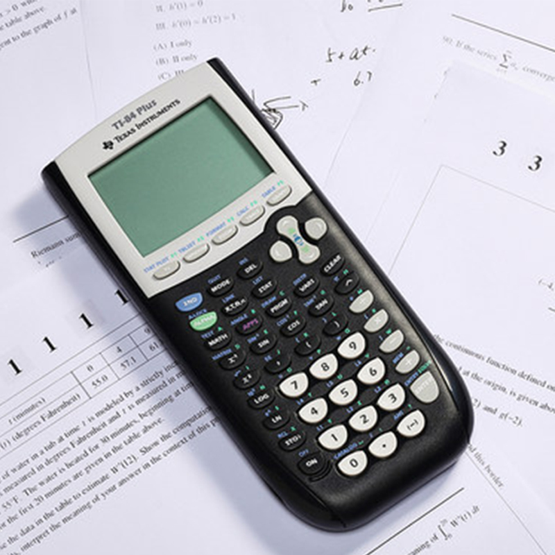 Strict Texas Instruments Graphing Calculator Model Ti-83 Plus. Office