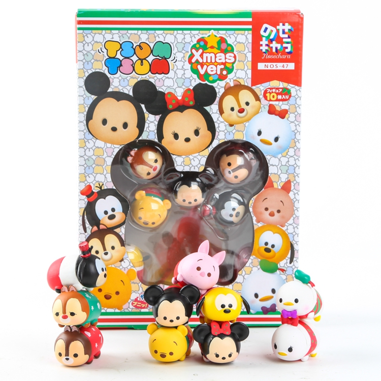 Details about  /Micky Minnie Mouse  Daisy Chip Dale Donald 2 Pcs Action Figure Kids Toy Gift