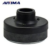 AIYIMA 1Pc Audio Lautsprecher 25,5 Core 8 Ohm 80W 80 Magnetische Kopf Mit Schraube DIY Professionelle Bühne Höhen stick Kopf Lautsprecher
