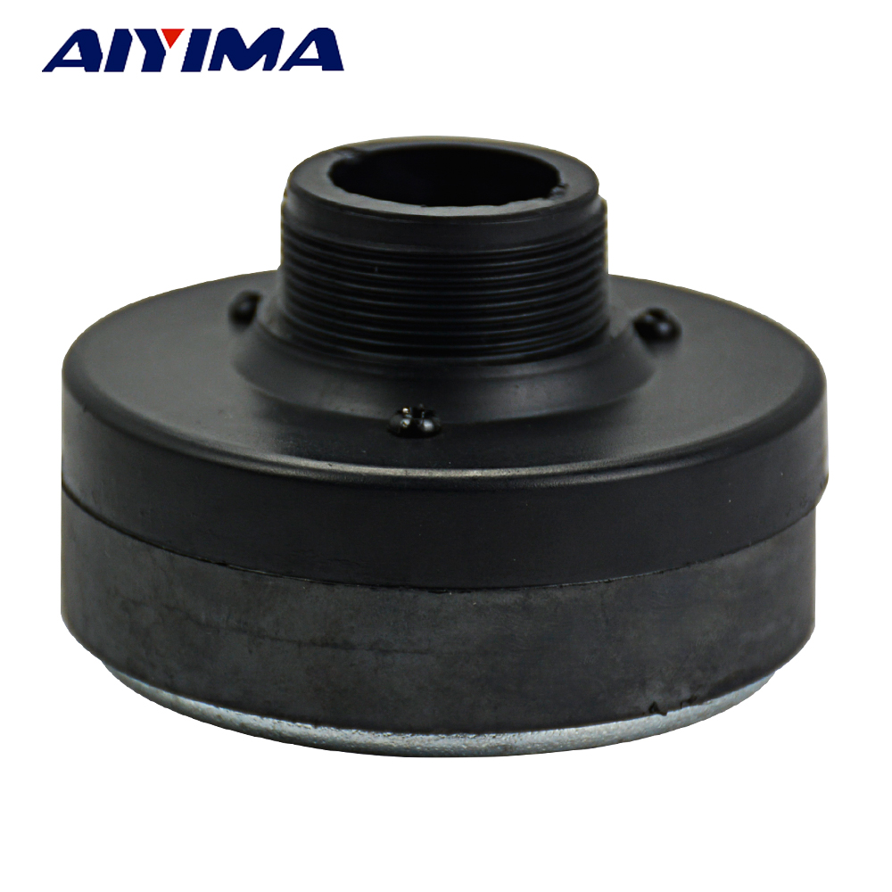 AIYIMA 1Pc Audio Speaker 25.5 Core 8 Ohm 80W 80 Magnetic Head With Screw DIY Professional Stage Treble Drive Head Speakers