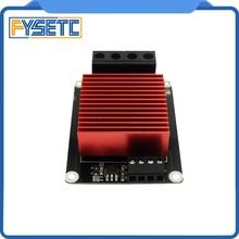 2 adet/grup MOSFET 3D Yazıcı Parçaları Isıtma Kontrolörü Için Isı Yatak/Ekstruder MOS Modülü Aşan 30A Destek Büyük Akım TEVO içi...