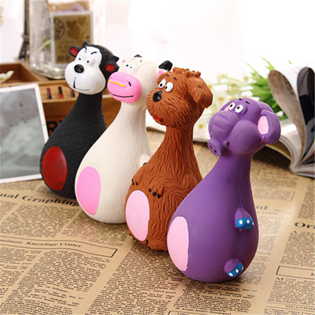 Surprise Price Pet Toys Puppy Dog Toy Plush Sound Squeaky Squeaky Shape Toy Animal Chew different Kinds Patterns Pet Dod Cat TOY