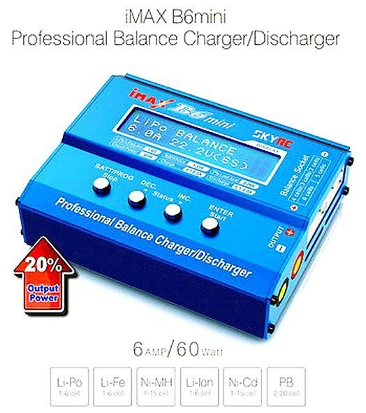все цены на  Original SKYRC Imax B6 60W Mini Professional Balance Charger Discharger For RC Helicopter Toys Quadcopter Battery Charging  онлайн
