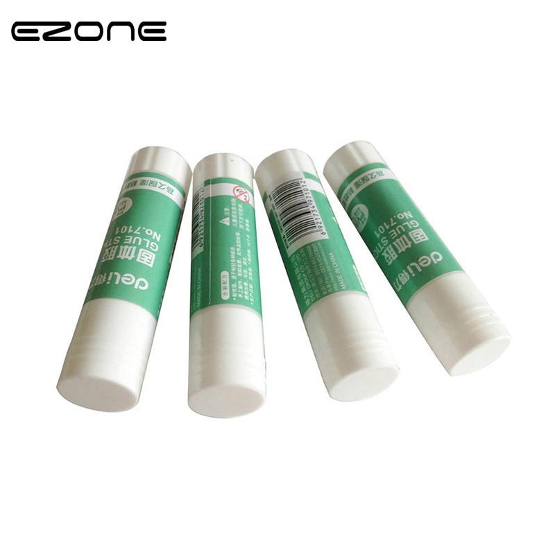 EZONE White Viscosity Solid Glue Stick Simple Adhesive