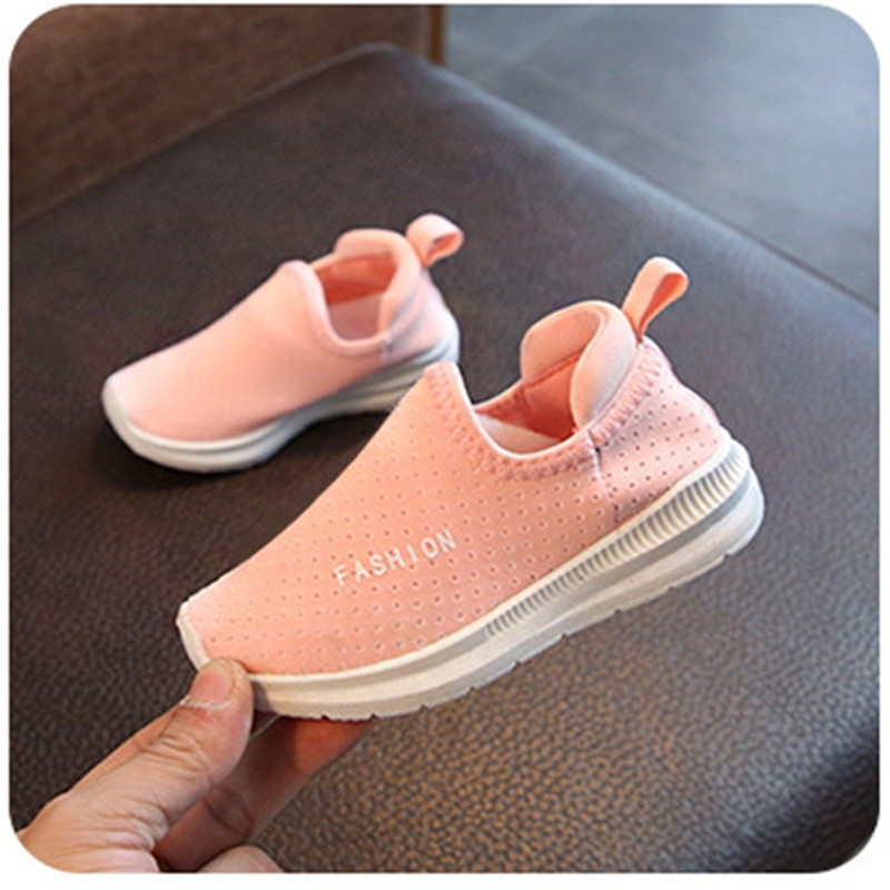 Children's shoes Summer breathable boys and girls casual shoes.