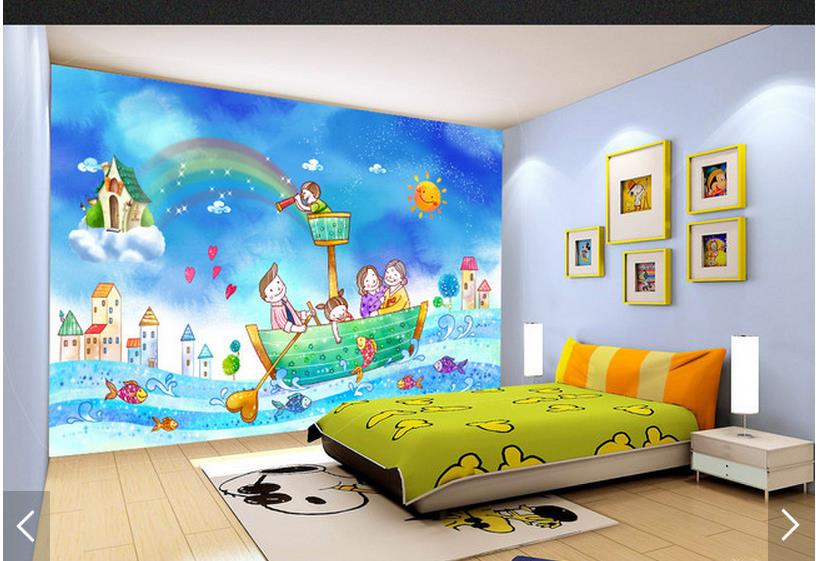 Online get cheap family wall mural for Cheap mural wallpaper