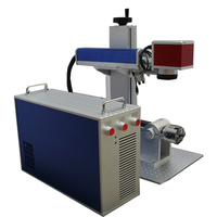 Portable Anodized Aluminium Sheets Laser Engraving Machine