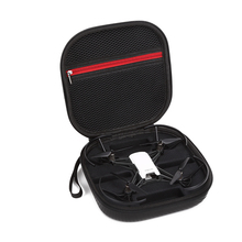Handheld Storage Bag For DJI Tello Drone PU Leather Portable Black Drone Container Aerial Photography Accessories Case Supplies