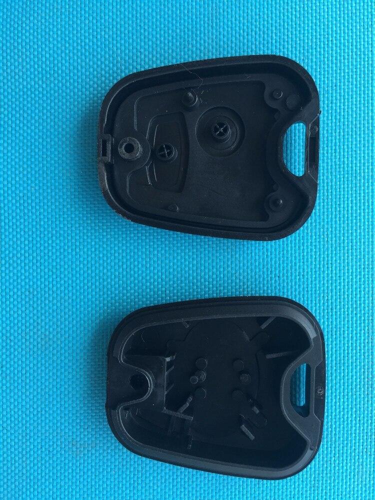 1 шт., Сменный Футляр для ключей, ключ Citroen, чехол для Toyota Aygo, 2 кнопки дистанционного управления, брелок, оболочка для peugeot, без лезвия, без логотипа