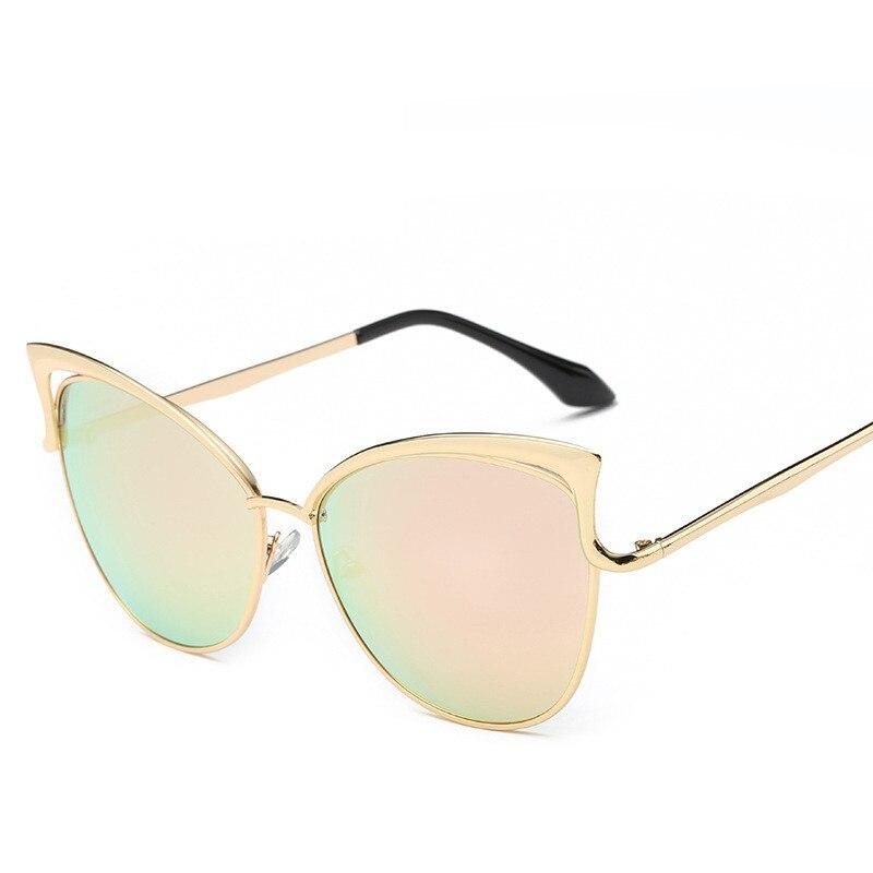Syze dielli luksoze për syze dielli për gra Designer Retro Vintage - Aksesorë veshjesh - Foto 2