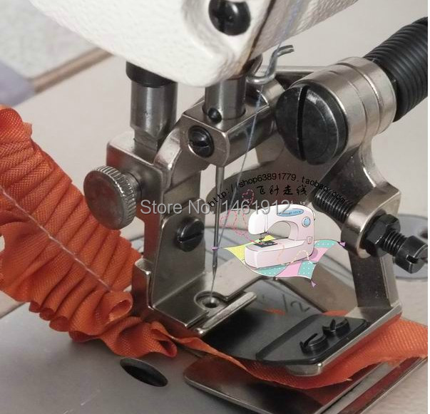 FREE SHIPPING SEWING MACHINE SPARE PARTS & ACCESSORIES HIGH QUALITY SEWING RUFFLER ATTACHMENTS A9(G9)