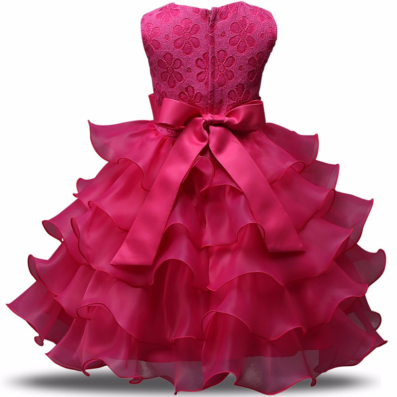 HTB19s4SbkT2gK0jSZPcq6AKkpXaf Summer Tutu Dress For Girls Dresses Kids Clothes Wedding Events Flower Girl Dress Birthday Party Costumes Children Clothing 8T